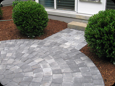 Interlocking Paver Patios